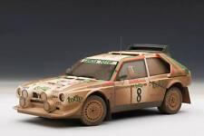LANCIA Delta S4 Rallye GrB Cerrato Totip jolly San Remo muddy dirt AUTOart 1:18