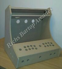 Widescreen bartop ARCADE Player 2 KIT FAI DA TE Flat pack