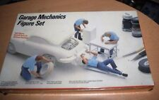 Garage Mechanics Figure Set 1/24 Scale Testors Fujimi #432 NEW SEALED