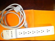 BELKIN Surge Protector Power Strip Model BE107201-08