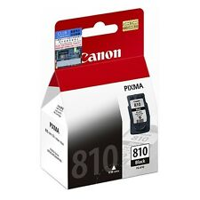 OFFICAL Canon PIXMA PG810 Black FINE Cartridge (Standard Capacity) for MP497