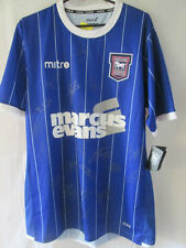 Ipswich Town 2008-2009 Squad Signed Home Football Shirt COA /12180