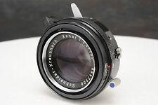 :Schneider Xenar 105mm F3.5 Lens in Mamiya Blue Dot TLR Seiko Shutter