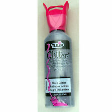 Tulip Glitter 3D dimensional fabric paint 37ml - * same low p+p any quantity