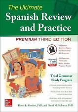 The Ultimate Spanish Review and Practice by Gordon and David Stillman (2015,...