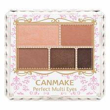 CANMAKE Perfect Multi Eyes Eyeshadow - 01 Rose Brown