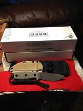 Esee-3P-UC Rowden Randall's Adventures Fixed Blade Hunting Knife