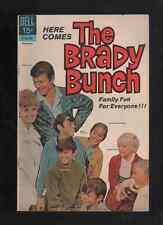 "1970 1ST ISSUE "" THE BRADY BUNCH ""  DELL  COMIC BOOK U-GRADE  COMPLETE & ORIG."