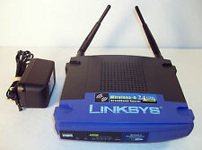 Linksys Cisco Wireless G Broadband Access Point w/ SES V3.1 WAP54G TESTED