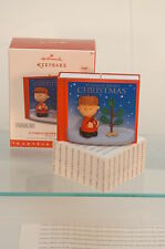 A CHARLIE BROWN CHRISTMAS 2016 HALLMARK ORNAMENT~PEANUTS GANG~FREE SHIP IN US