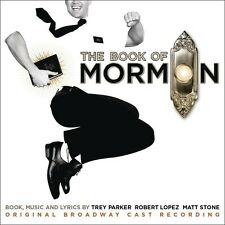 Book Of Mormon - Cast Recording (2011, CD NEUF) Explicit Version