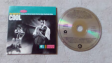 """CD AUDIO INT/ VARIOUS THE REBIRTH OF COOL"""" CD COMPILATION PROMO CARD SLEEVE"""