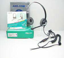ADD880-02 NC Headset for Cisco 7961 7962 7965 7970 7971 7975 7985 8941 8945 8961
