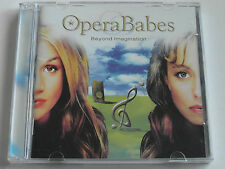 Opera Babes - Beyond Imagination (CD Album) Used Very Good
