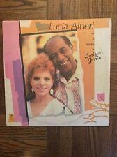Cuban Vinyl Record LP LUCIA ALTIERI con la orq Enrique Jorrin AREITO EX Cond!!!!
