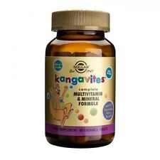 Solgar Kangavites Multivitamin & Mineral Chewable Tablets Bouncing Berry 60