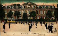 CPA Le Havre-La Sous Préfecture (347917)