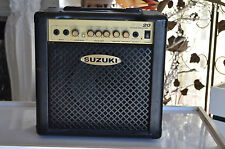 Suzuki SG-20 Guitar Amplifer