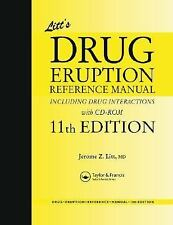Litt's Drug Eruption Reference Manual Including Drug Interactions with CD-ROM, 1