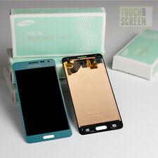 Original Samsung Galaxy Alpha SM-G850 SM-G850F Display Screen blau blue