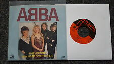 Abba - The visitors/ Head over heels 7'' Single US WITH COVER!!