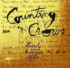 Counting Crows - August & Everything After GEFFEN RECORDS CD 1993