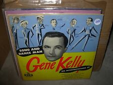 """GENE KELLY song and dance man ( jazz ) - 10"""" - VERY RARE -"""