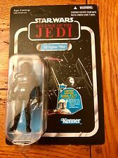 Star Wars Vintage Collect TIE FIGHTER PILOT Revenge of the Jedi VC65 Unpunched