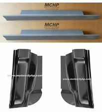 1997-2003 F-150 STANDARD CAB ROCKER PANELS AND CAB CORNERS - GET ALL 4 PIECES !!
