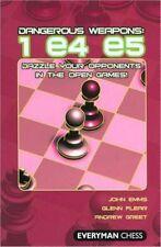 Dangerous Weapons: 1 e4 e5. Emms, Flear. NEW CHESS BOOK