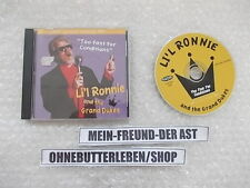 CD Blues Li'l Ronnie / Grand Dukes - Too Fast For Conditions (13 Song) PLANETARY