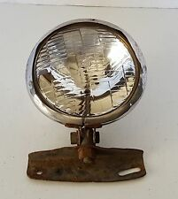 Vintage KD 869 Motorcycle Light Chopper Harley Norton Triumph Headlight SAEM67