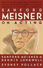 Sanford Meisner on Acting by Dennis Longwell (Paperback, 1990)