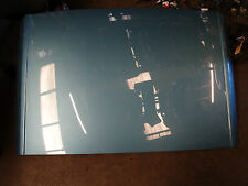 Ford focus cc cabriolet convertible roof cover 05 - 10 vignale blue