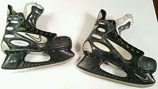 Nike Tuuk  Zoom Air Ice Hockey Skates Men's US size 8.5 / UK size 7.5 vintage