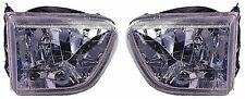 FOUR WINDS HURRICANE 2000 2001 - 2003 PAIR HEADLIGHTS HEAD LIGHTS FRONT LAMPS RV