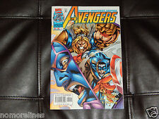 AVENGERS  (MARVEL) (1996 Series) #2 VARIANT Fair Comics Book Free Shipping!
