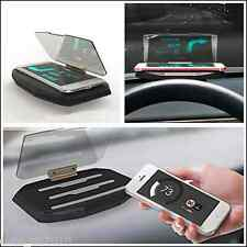 Mobile Car GPS Navigation Bracket Mount HUD Head Up Display Holder For CellPhone
