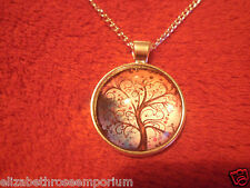 BN Tree of life Pendant Necklace