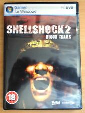 SHELLSHOCK 2 BLOOD TRAILS PC DVD-ROM SHOOTER GAME brand new & sealed UK