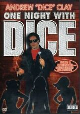 One Night With Dice  DVD Andrew Dice Clay