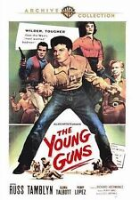 The Young Guns (1956) (DVD MOVIE)  BRAND NEW