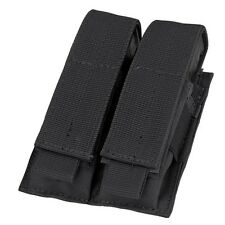 Condor MA23 BLACK MOLLE PAL Double Stack Pistol Magazine Mag Pouch