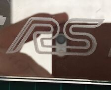 Ford RS STICKER Focus Escort Sierra Cosworth Transit Fiesta Mk1 Mk2 Mk3 Mk4 Lux
