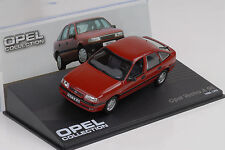 Opel  Vectra  A GL 1988 / 1995 rot  1:43 IXO Altaya Collection