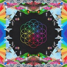 Coldplay - A Head Full Of Dreams ( CD , Album , UK & EU Edition )