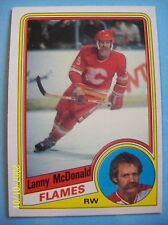 1984-85 O-Pee-Chee # 231 Lanny McDonald Vintage Card!  N/MT or Better!