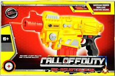 SGM Call Off Duty Semi-Auto Soft Bullet Hand Gun, Nerf Style 6+