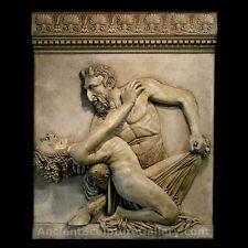 Pan ancient Greek god large plaque Sculpture Replica Reproduction