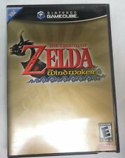 The Legend of Zelda Wind Waker Nintendo GameCube